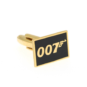 High Quality 007 Metal Custom Cufflinks