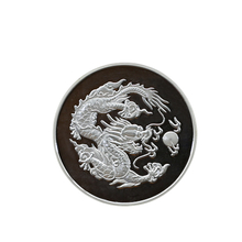 Antique Brass Eagle Antique Values Chinese Dragon Challenge Coin