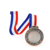 Custom Carved Souvenir Metal Blank Medal