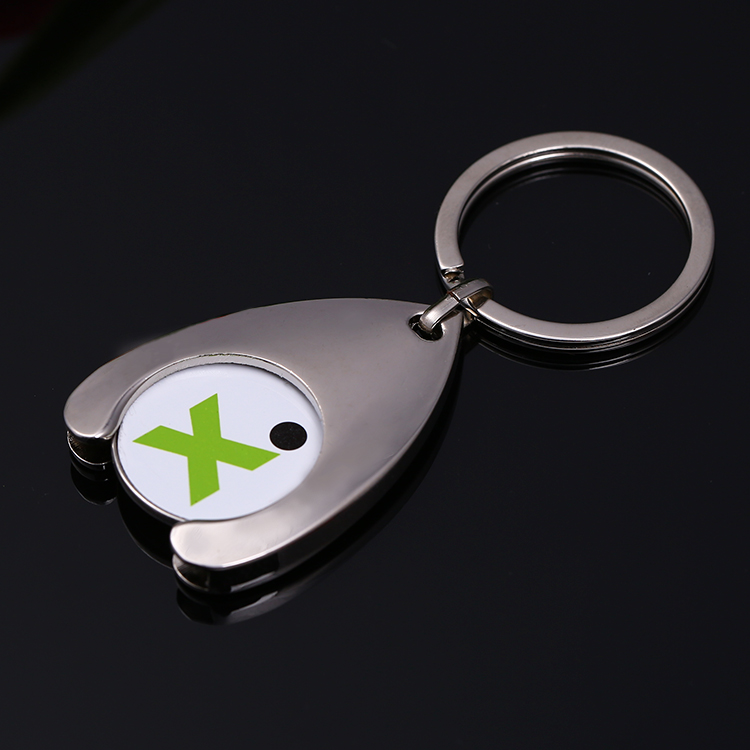 Magnetic Key Holder Luxury Keychain Customised