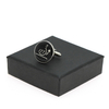 Custom Metal Enamel Epoxy Cufflink Manufacture with Gift Box