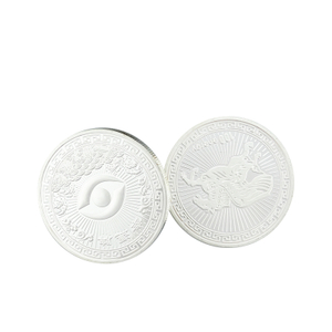 Custom Coin Bank China Silver Values Chiness Souvenir Medallion Coins
