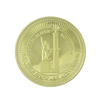 Gold Coins 24k Pure Chiness Golden Bulk One Coin