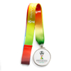 Custom Blank Soccer Football Competition Print on Medals