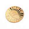 Game Makers Bulk Gold Coins Special Custom Coin Cheap Metal Tokens