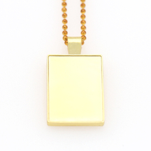 Anodized Blanks Blank Dog Tags for Engraving Stainless Steel High Quality Custom Shaped Pet Id Tag