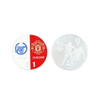 Coin Football Soccer Challenge Double Sided Coins Makers