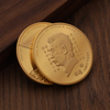 Double Referee Coins Challange Locker Machine Chocolate Coin